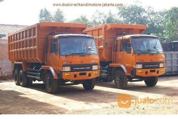 Harga Mobil Dump Truck Fuso Fn 527 Ms 6x4 Tronton 2018 Jakarta Timur Jualo