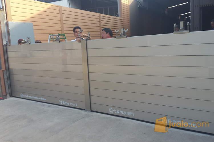 Pintu Anti Banjir Jakarta Barat Jualo