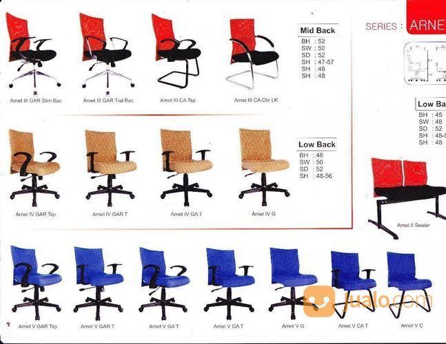 Kursi Kantor Zoom (13764753) di Kota Jakarta Selatan