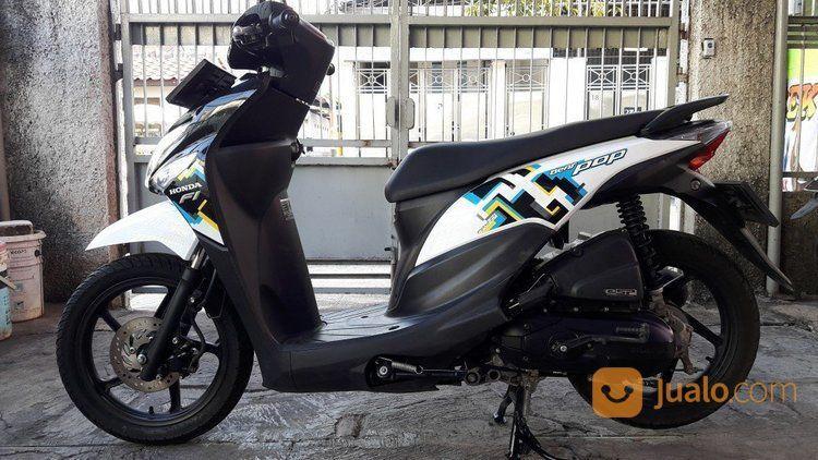 Honda Beat Thn 2017 (13780525) di Kota Makassar