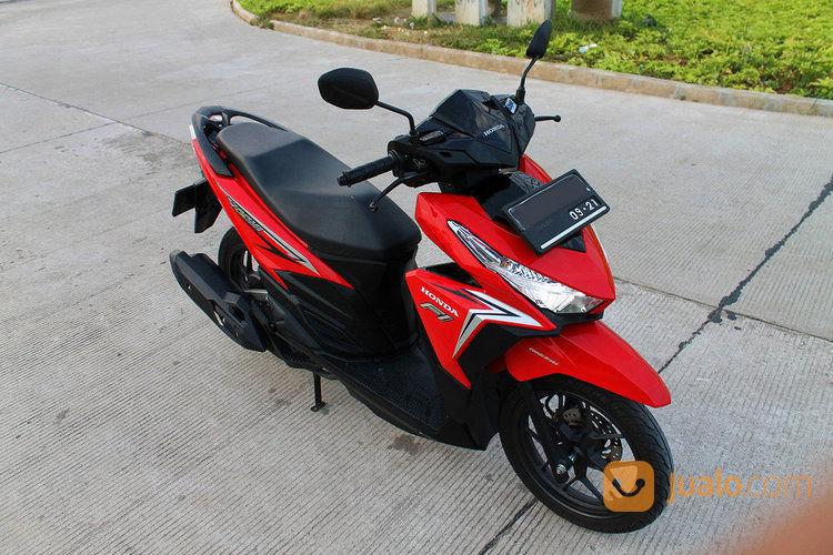 Honda Vario Merah 2016 (13780601) di Kota Yogyakarta