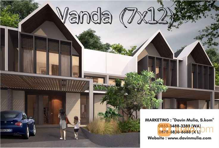 Rumah Medan SHM (Vanda 7x12) (13781547) di Kota Medan