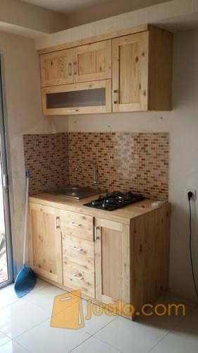Kitchen Set Kayu Jati Jati Belanda Kab Sleman Jualo