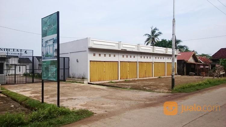 Ruko Gandus Ramai Penduduk Dan Industri (13808279) di Kota Palembang