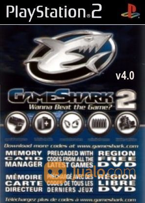 CD Code Breaker/ GAMESHARK PS2 (13831123) di Kab. Mojokerto