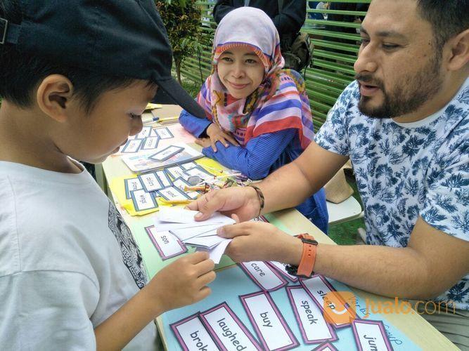 Les Privat Bahasa Inggris Dengan Guru Native (13841075) di Kota Jakarta Timur