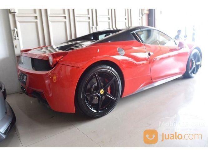 Ferrari 458 4.5 Spider Convertible 2012 (13870181) di Kota Jakarta Utara