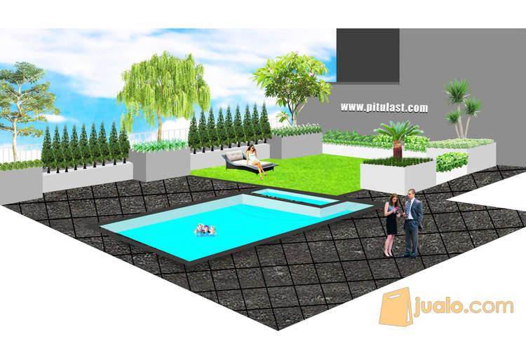 tukang taman roof garden harga murah di jakarta (1387685) di Kota Jakarta Selatan