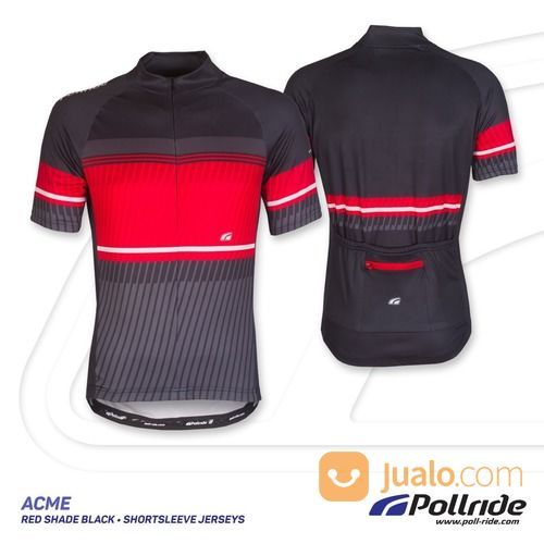 Jersey sepeda pol acm pakaian olahraga 13881487