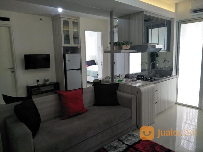 Sewa Apartemen 2 Kamar Tidur Diatas Mall Pemandangan Kota Jakarta Timur Jualo