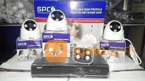 Paket kamera cctv 8ch spy cam dan cctv 13911009