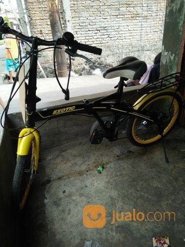 Sepeda Lipat EXOTIC Jakarta Barat Jualo