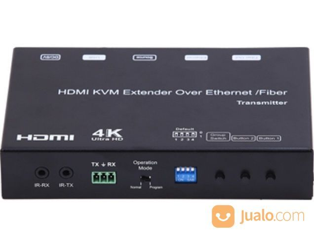 SX-EX37-TX 4K HDMI USB KVM Extender Over IP Support Video Wall (Transmitter) (13925953) di Kota Jakarta Pusat