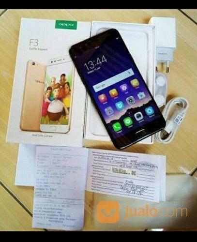 Handphone Oppo F3plus Ori (13945937) di Kota Jakarta Selatan