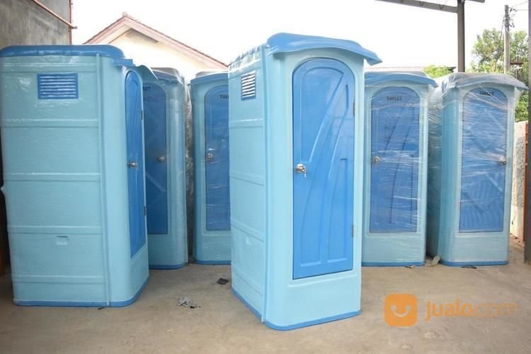 Toilet Portable BioRich, Toilet Event, Toilet Proyek, Toilet Gandeng, Free Septic Tank & Tangki Air (13951953) di Kota Jakarta Barat