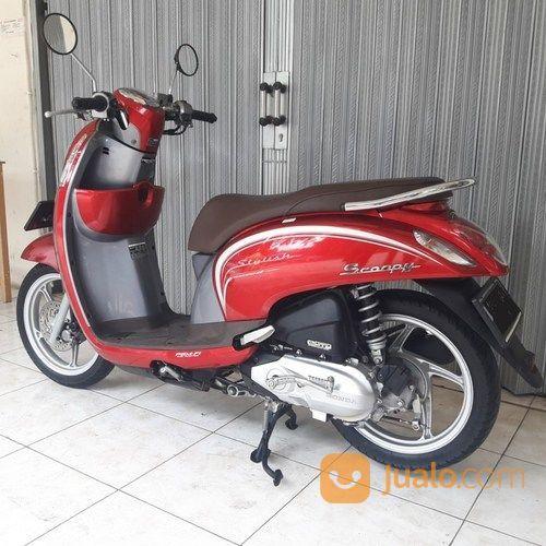 Motor Honda Scoopy Tahun 2016 Mulus   Cilegon   Jualo