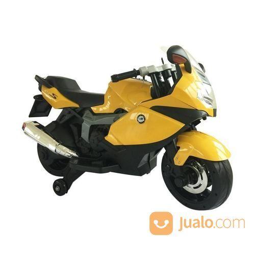 Ocean Toy BR- 3156 Yotta Motor Aki Ride On Toys-Kuning (13969121) di Kota Samarinda