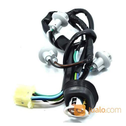 Jalur Kabel Lampu Depan Beat