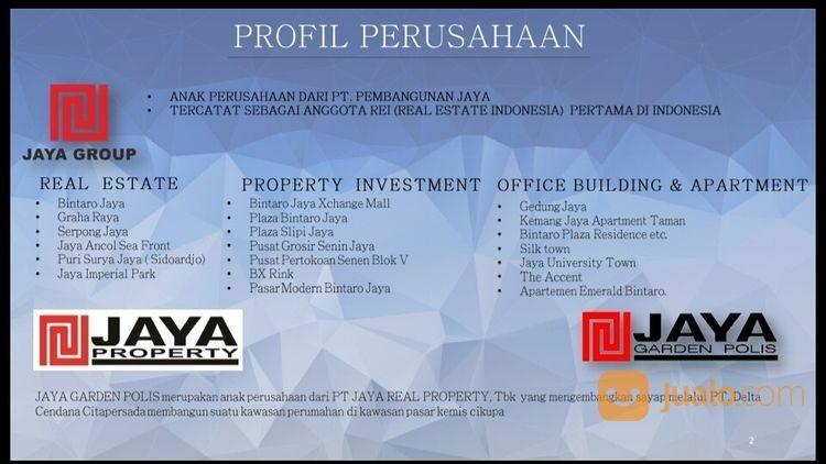 2 Lantai Cluster Fiera Minimalis Grand Batavia Tangerang Terbaru Murah Jakarta Selatan Jualo