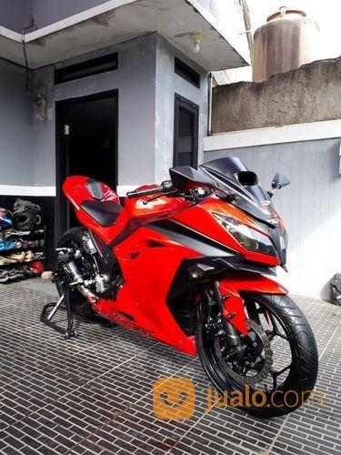 Ninja 250fi Merah 2015 Modif Elegant Km Low Tangerang Selatan
