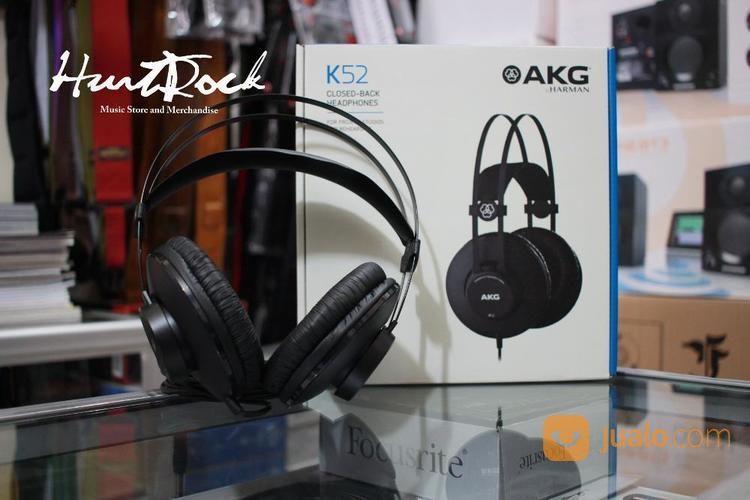 Headphone AKG K52 (14008665) di Kota Bandung