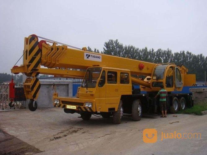 Rental Mobile Crane Kap 15 Ton S/D 180 Ton (14014649) di Kota Jakarta Pusat