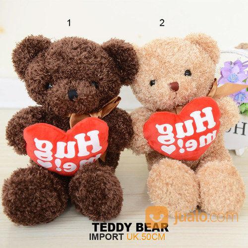Cute Lamb Stuffed Animals, Boneka Teddy Bear Hug Me Esklusif Impor Teddy 50cm Jakarta Selatan Jualo