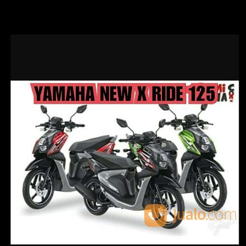 YAMAHA X RIDE 125 (14020535) di Kota Jakarta Timur