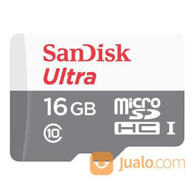 Memori Card Sandisk Ultra 16 Gb KW (14042839) di Kab. Semarang
