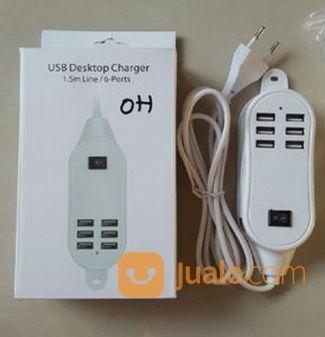 Usb wall charger kabe aksesoris handphone dan tablet lainnya 14051781