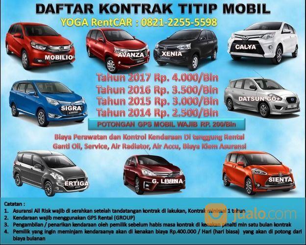 Bisnis Titip Rental Mobil Penghasilan Besar Jakarta Timur Jualo