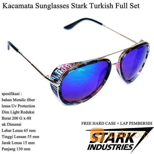 Kacamata Pria Sunglasses Stark Full Set Turkish (14102205) di Kota Jakarta Timur