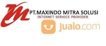 Internet Stabil Dedicated 1:1 PT. Maxindo Mitra Solusi Depok-Bogor-Jakarta Selatan (14131023) di Kota Depok