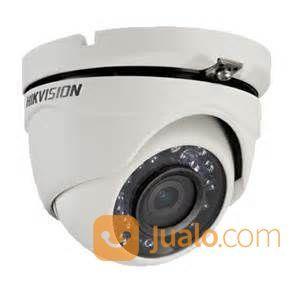 Kamera CCTV Dome Hikvisio Full HD 1080p 2Mp (14131243) di Kota Jakarta Timur
