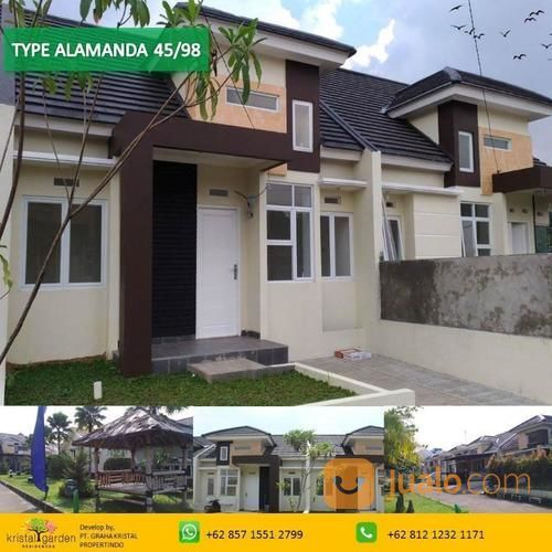 Rumah idaman dekat to rumah dijual 14138599