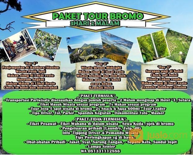 Paket Tour Bromo Termurah Di Malang (14140847) di Kab. Malang