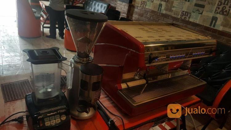 Di Lelang Mesin Kopi Espresso Grinder Blender Coffee Bekas Jakarta Timur Jualo