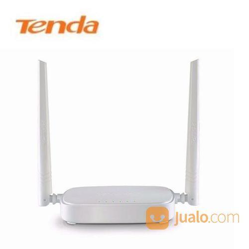 Tenda N301 3 In 1 Wireless ROUTER - Access Point - EXTENDER WIFI 301 A (14194825) di Kota Surabaya