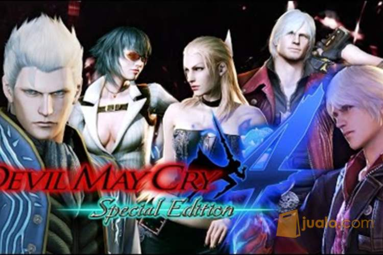 Devil May Cry 4 Special Edition 2015 Pc (1421232) di Kota Bandung