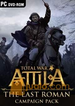 Total War ATTILA The Last Roman PC Games (1421237) di Kota Bandung