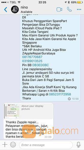 ZAppleRepair Surabaya Garansi Paling Lama SeSurabaya (14212437) di Kota Surabaya