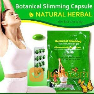 Meizitang Botanical Slimming Obat Pelangsing Badan Aman (14213447) di Kota Semarang