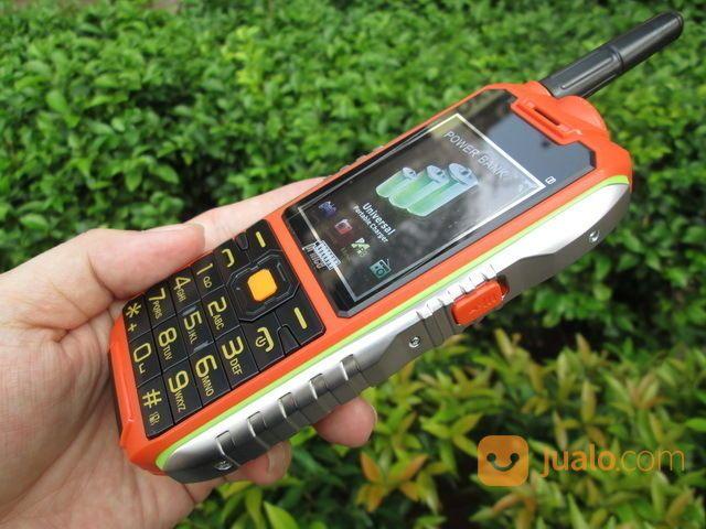 Hape Unik Prince PC-398 Antena 3SIM Baterai 10000mAh Sinyal Kuat (14225211) di Kota Jakarta Pusat