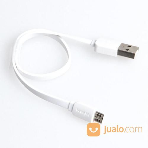 Vivan CM30 2.1A 30 Cm Micro Data Cable - WHITE (14232307) di Kab. Bantul