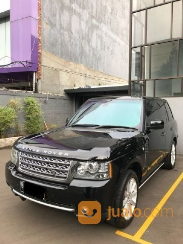 Range Rover Supercharged Tahun 2010