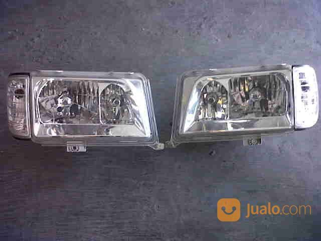 Headlamp And Corner Lamp Chrystal For E Class W124 Model Masterpiece (14246121) di Kota Surabaya