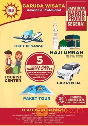 Travel Garuda Wisata Umrah Dan Haji Terpercaya Di Bulukumba (14249147) di Kab. Bulukumba