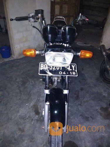 Motor Bekas Mulus (14268105) di Kota Palembang