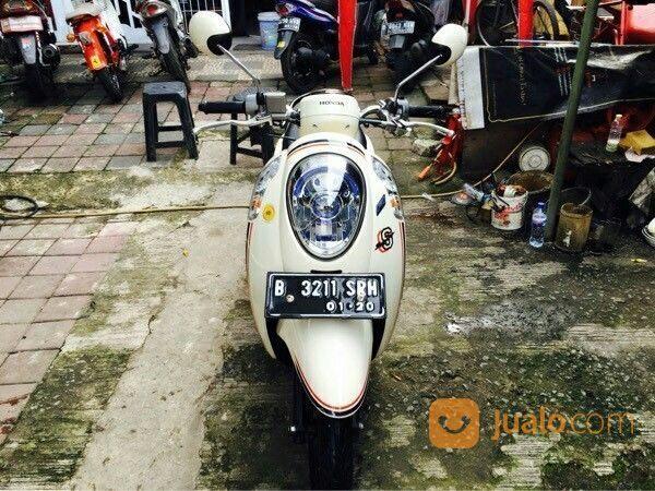 Honda scoopy tahun 20 motor honda 14271615