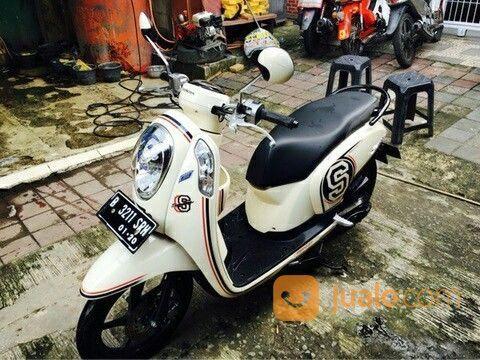 Honda Scoopy Tahun 2015 Mulus Seperti Baru (14271621) di Kota Jakarta Barat